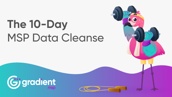 Gradient's 10 Day Data Cleanse