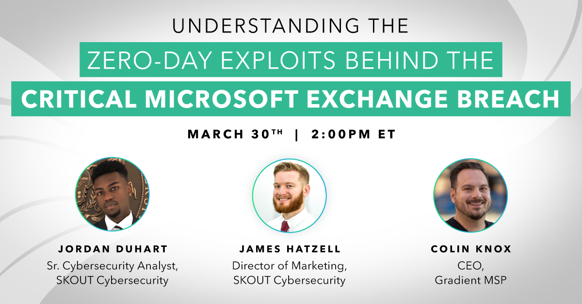 Understanding the Zero-day Exploits Behind the Critical Microsoft Exchange Breach